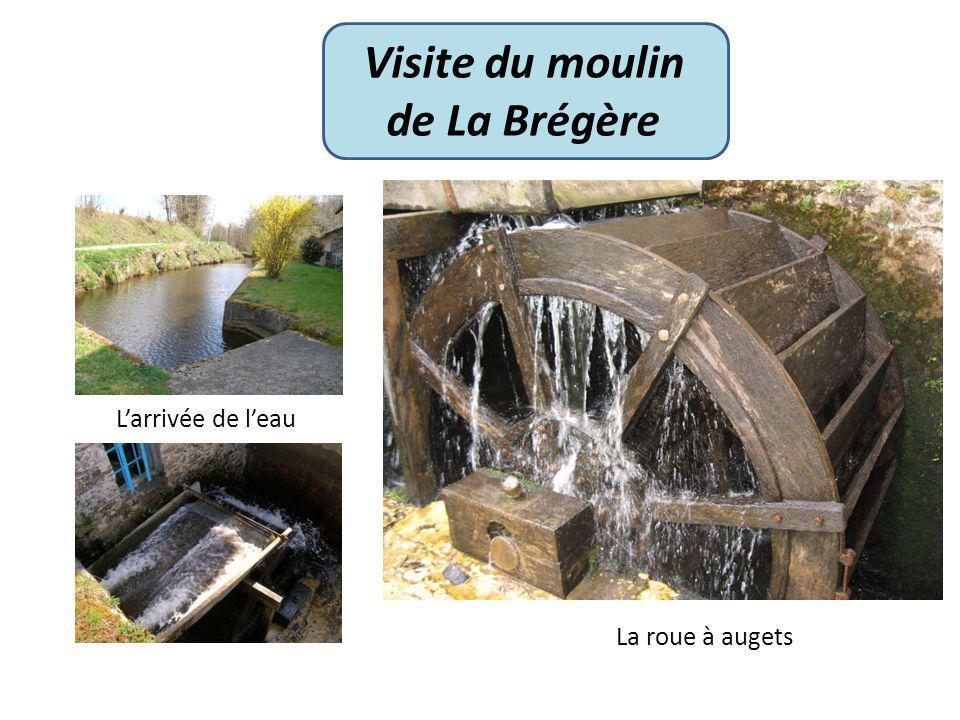 Visite du moulin de La Brégère