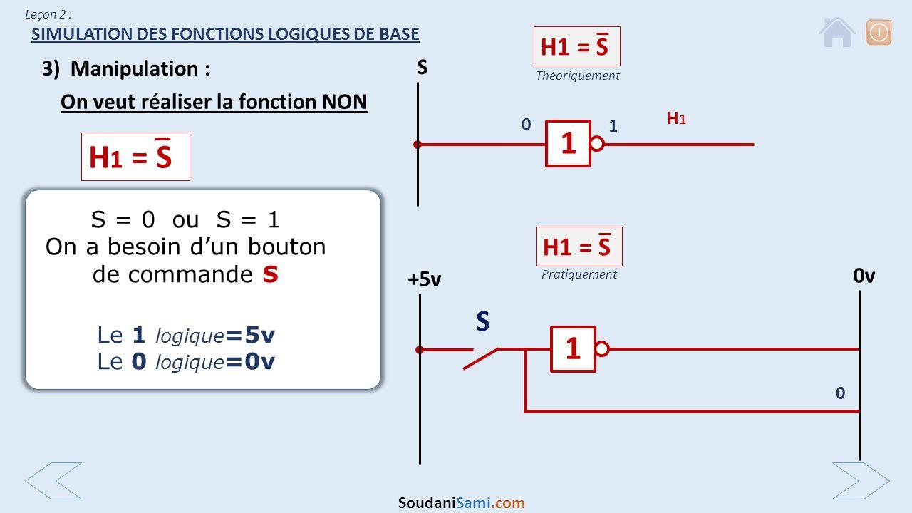 Simulation des fonctions logiques de base ppt video for Fonctions logiques de base