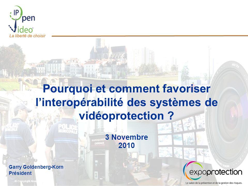 Pourquoi et comment favoriser l'interopérabilité des systèmes de vidéoprotection