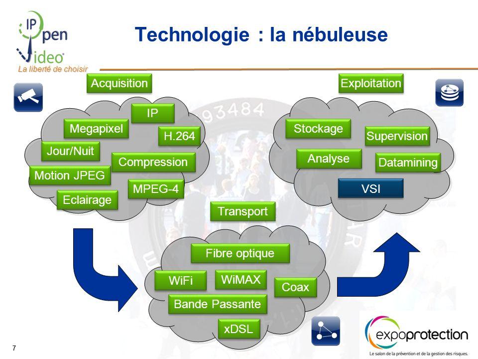 Technologie : la nébuleuse