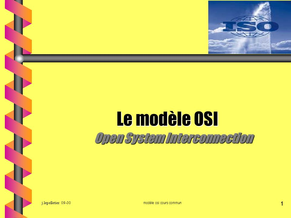 Open System Interconnection