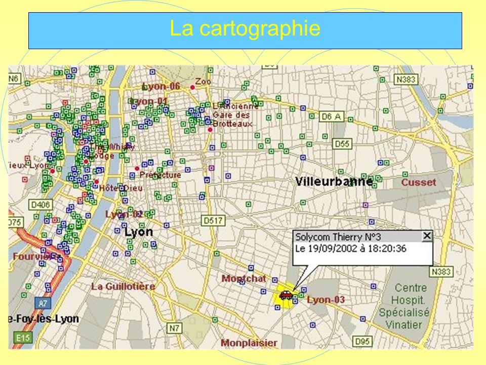 La cartographie