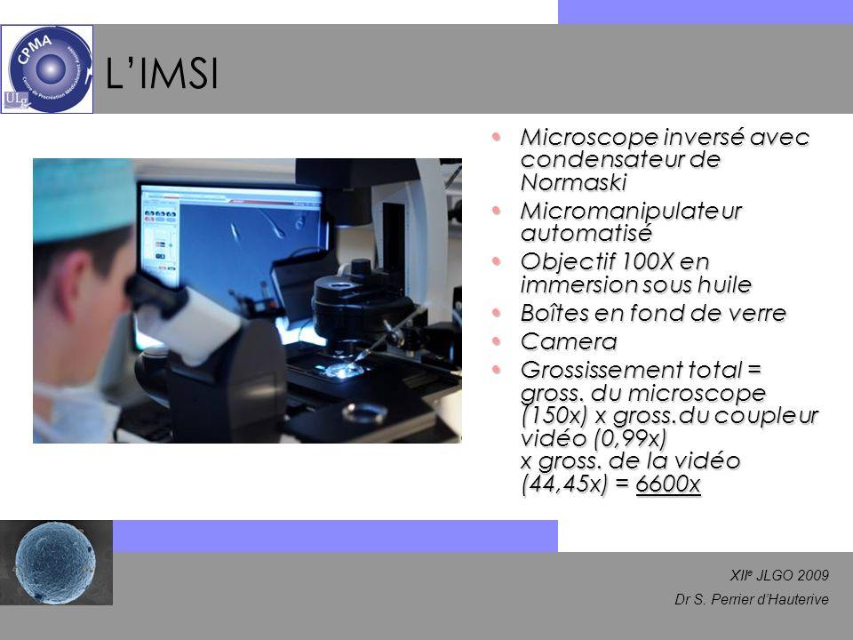 L'IMSI Microscope inversé avec condensateur de Normaski