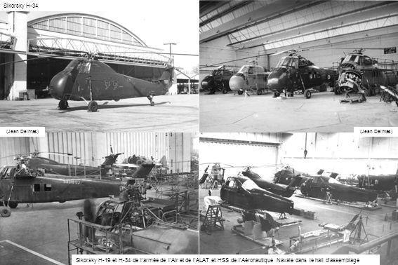 Sikorsky H-34 (Jean Delmas) (Jean Delmas)