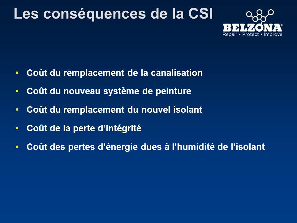 Les conséquences de la CSI