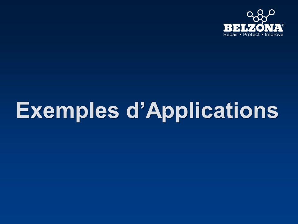 Exemples d'Applications