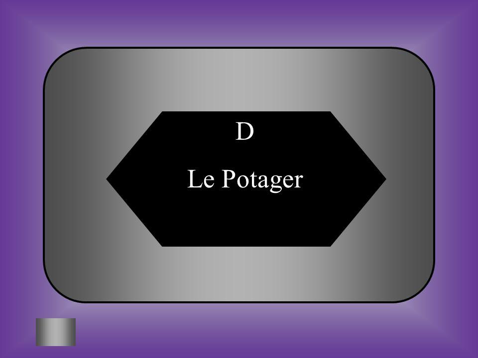 D Le Potager