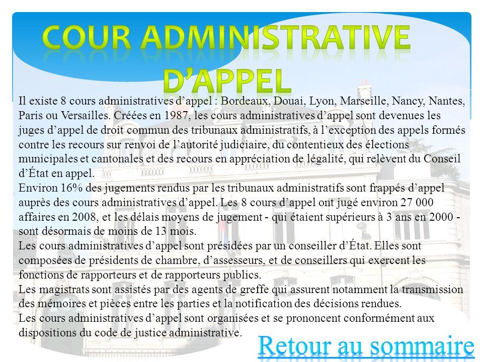 Cour administrative d'appel
