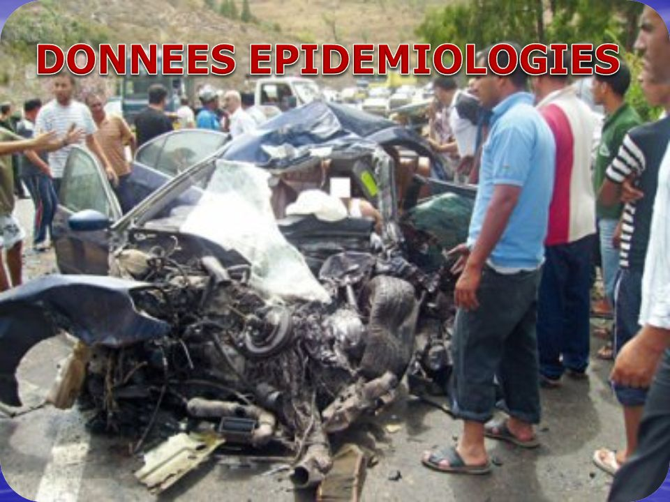 DONNEES EPIDEMIOLOGIES