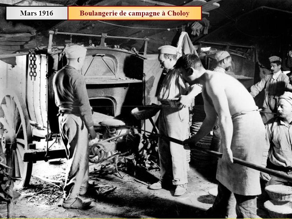 Boulangerie de campagne à Choloy
