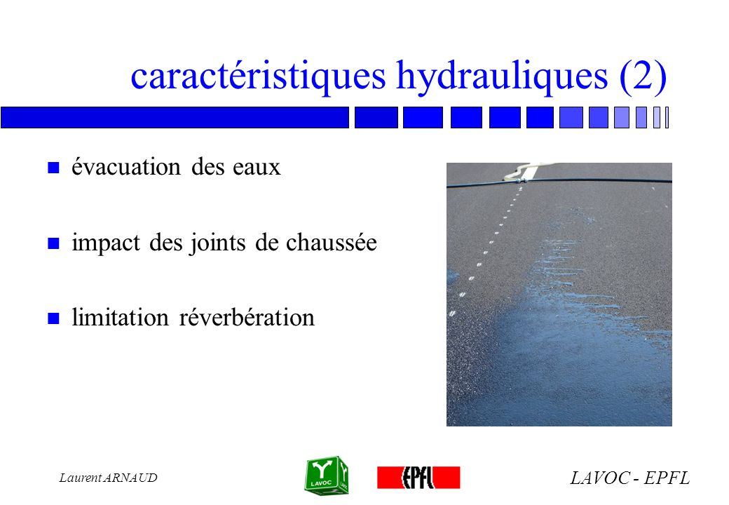 caractéristiques hydrauliques (2)