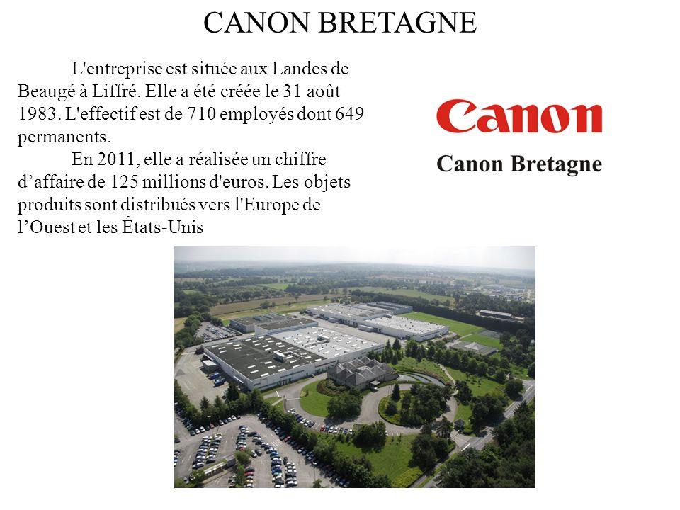 CANON BRETAGNE 1.