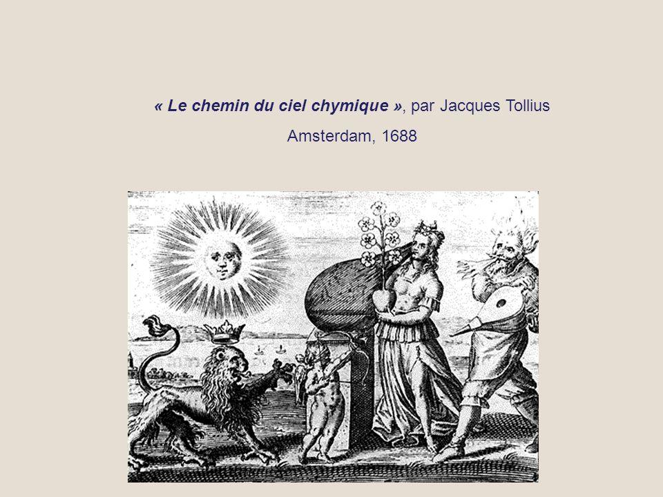 « Le chemin du ciel chymique », par Jacques Tollius