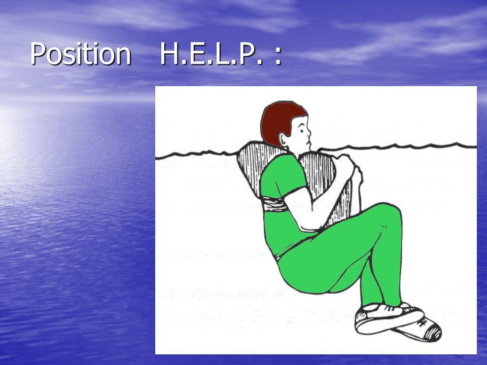 Position H.E.L.P. :