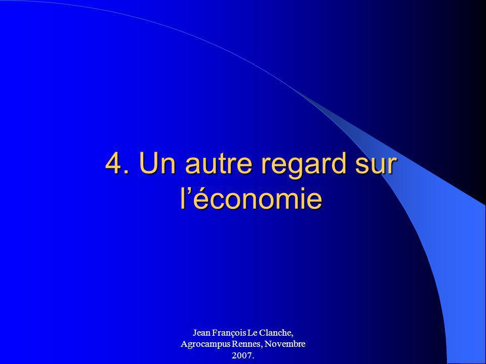 4. Un autre regard sur l'économie