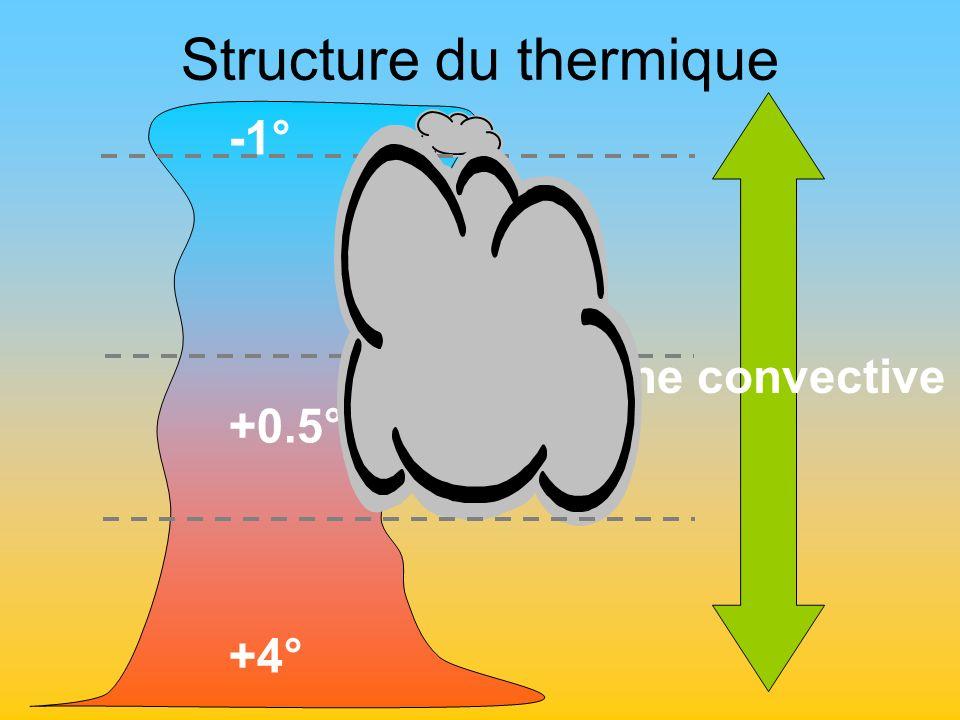 Structure du thermique