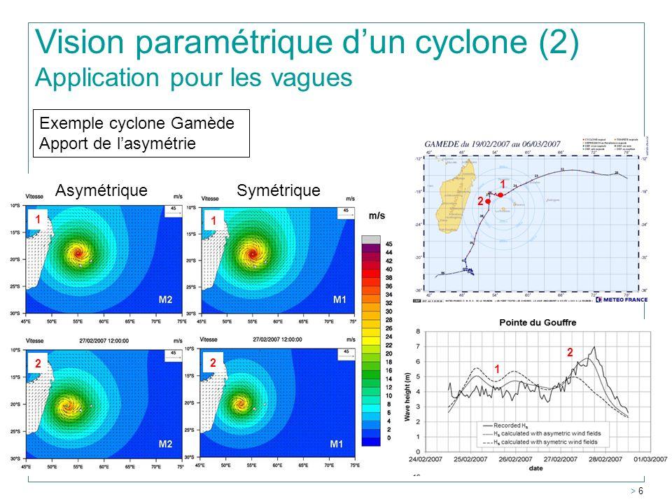 Vision paramétrique d'un cyclone (2)