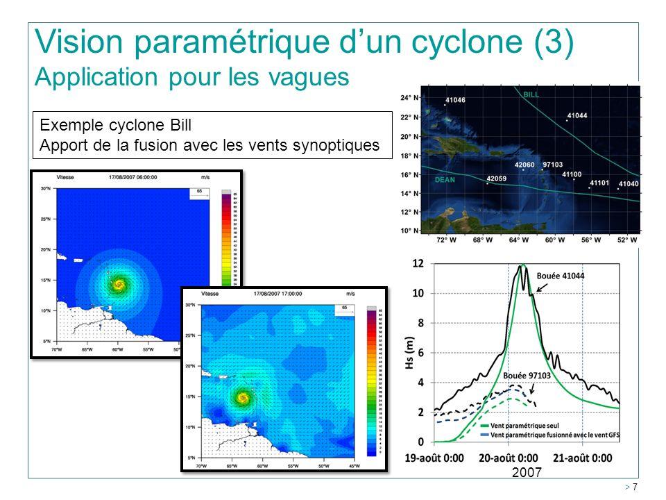 Vision paramétrique d'un cyclone (3)