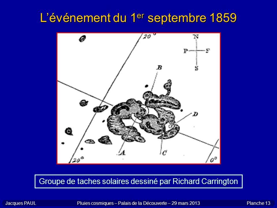 L'événement du 1er septembre 1859