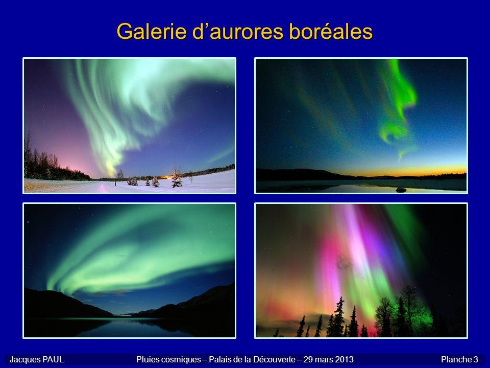 Galerie d'aurores boréales
