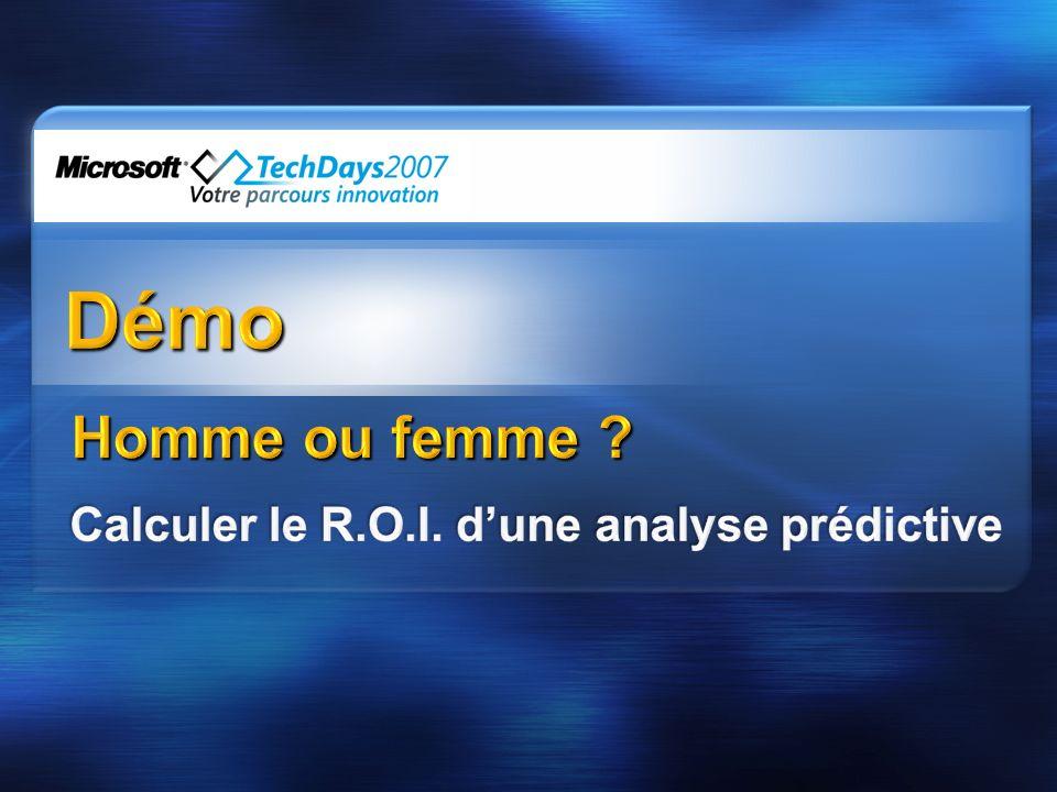 Calculer le R.O.I. d'une analyse prédictive