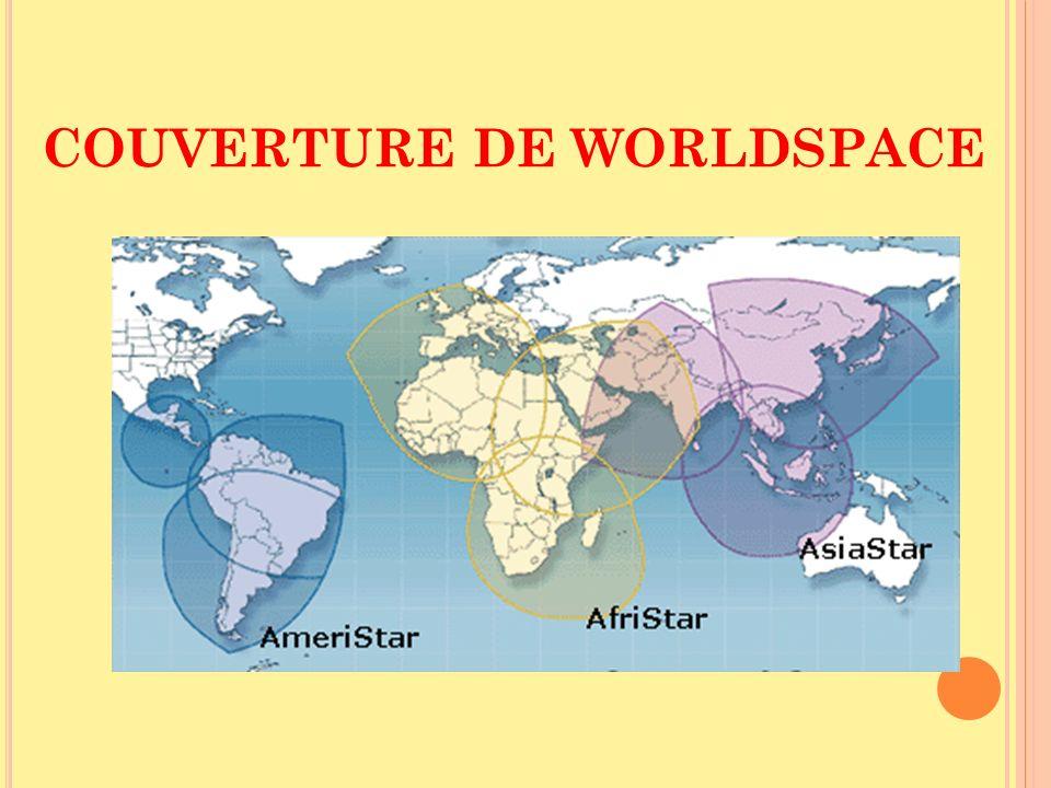 COUVERTURE DE WORLDSPACE