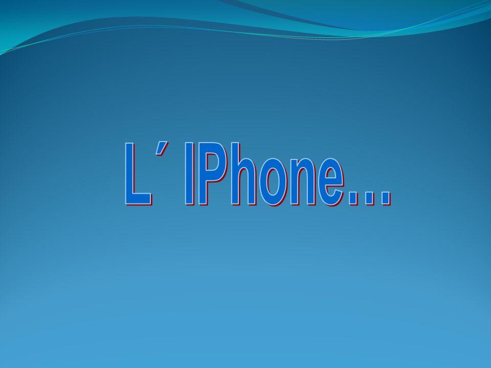 L´ IPhone…