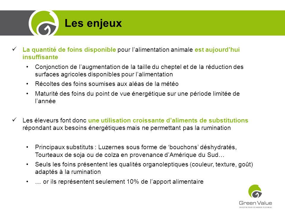 Les enjeux GV SOLAIRE INVEST