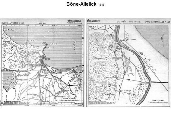 Bône-Allelick 1949