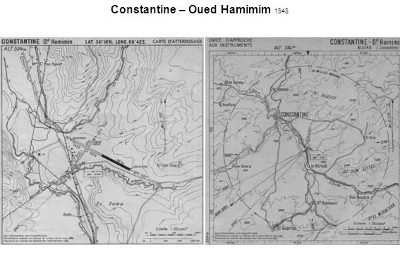 Constantine – Oued Hamimim 1948