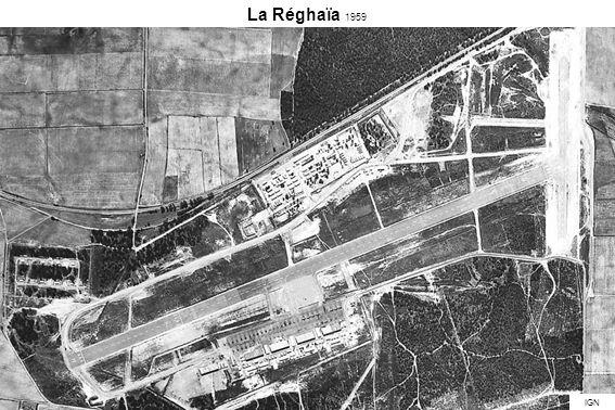 La Réghaïa 1959 IGN