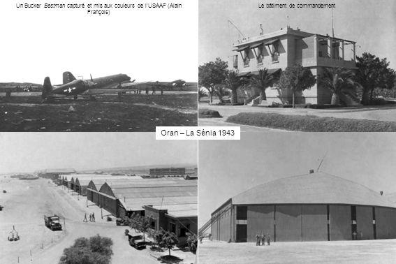 Le bâtiment de commandement