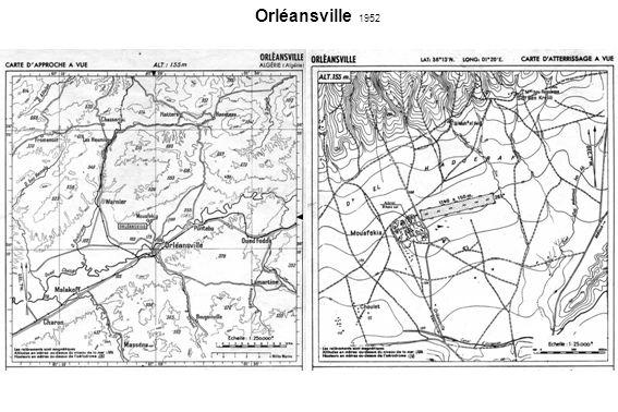 Orléansville 1952