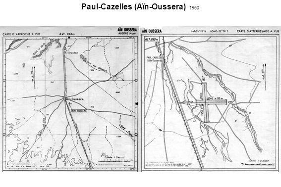Paul-Cazelles (Aïn-Oussera) 1950