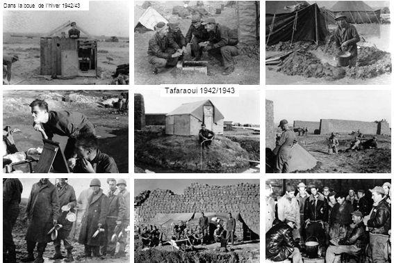 Dans la boue de l'hiver 1942/43