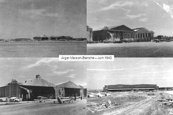 Alger Maison-Blanche – Juin 1943