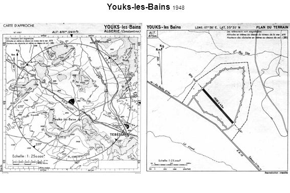 Youks-les-Bains 1948