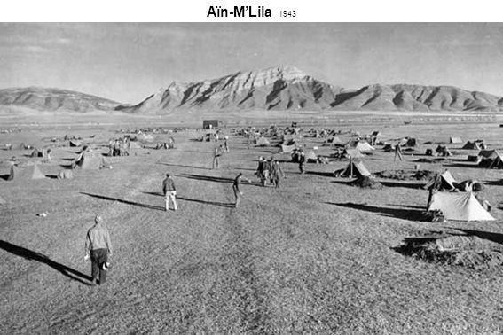 Aïn-M'Lila 1943