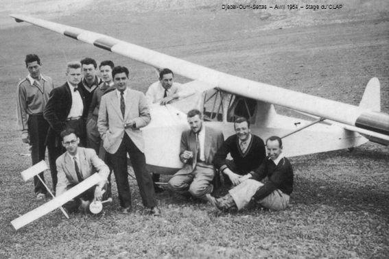 Djebel-Oum-Settas – Avril 1954 – Stage du CLAP