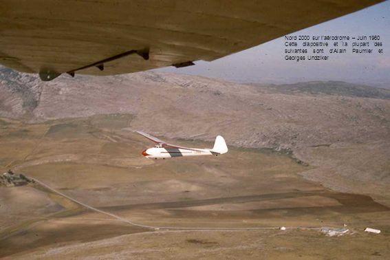Nord 2000 sur l'aérodrome – Juin 1960