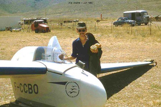 Aile Volante – Juin 1960