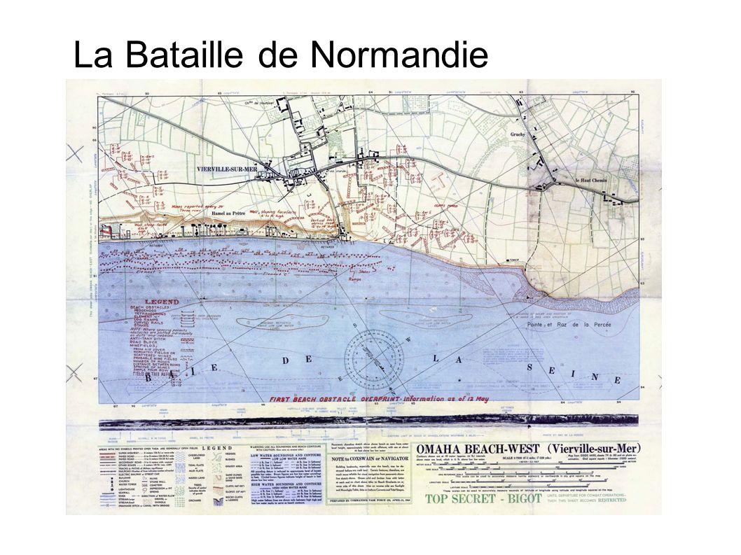La Bataille de Normandie