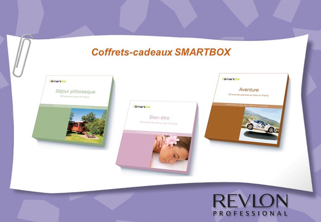 Coffrets-cadeaux SMARTBOX