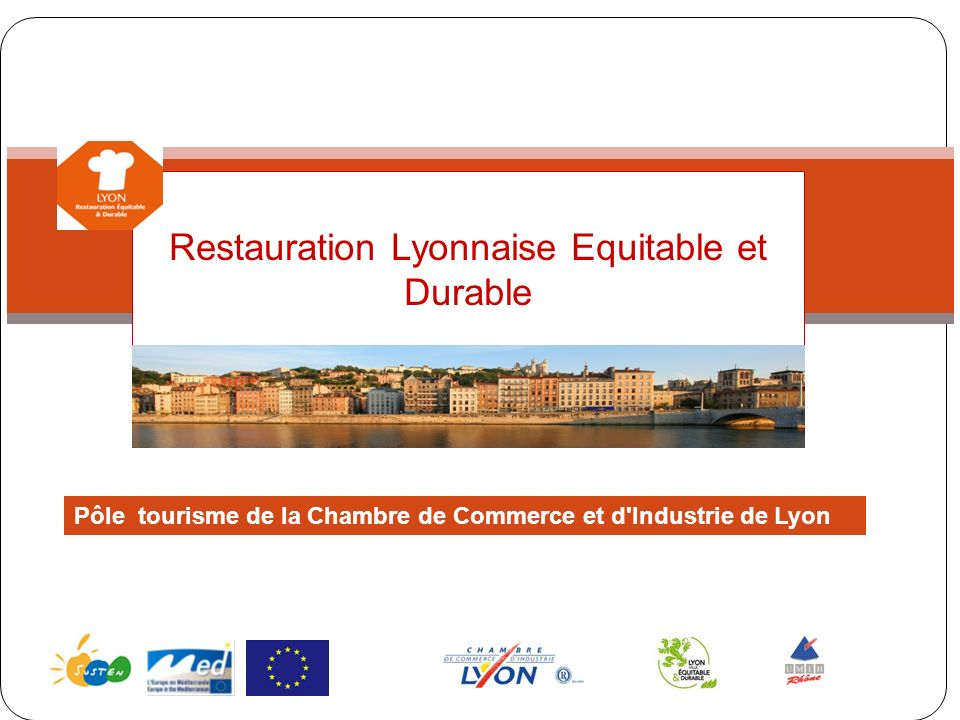 Restauration Lyonnaise Equitable et Durable