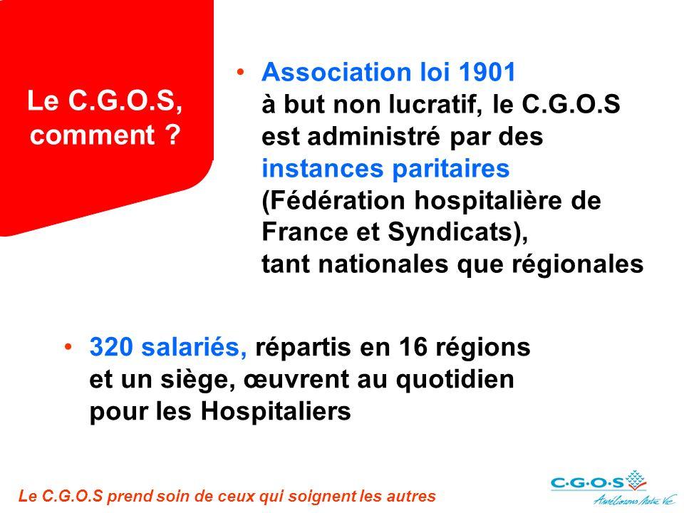 Le C.G.O.S, comment