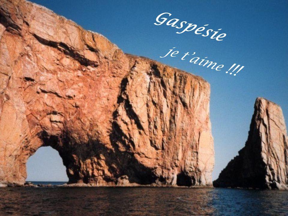 Gaspésie je t'aime !!!
