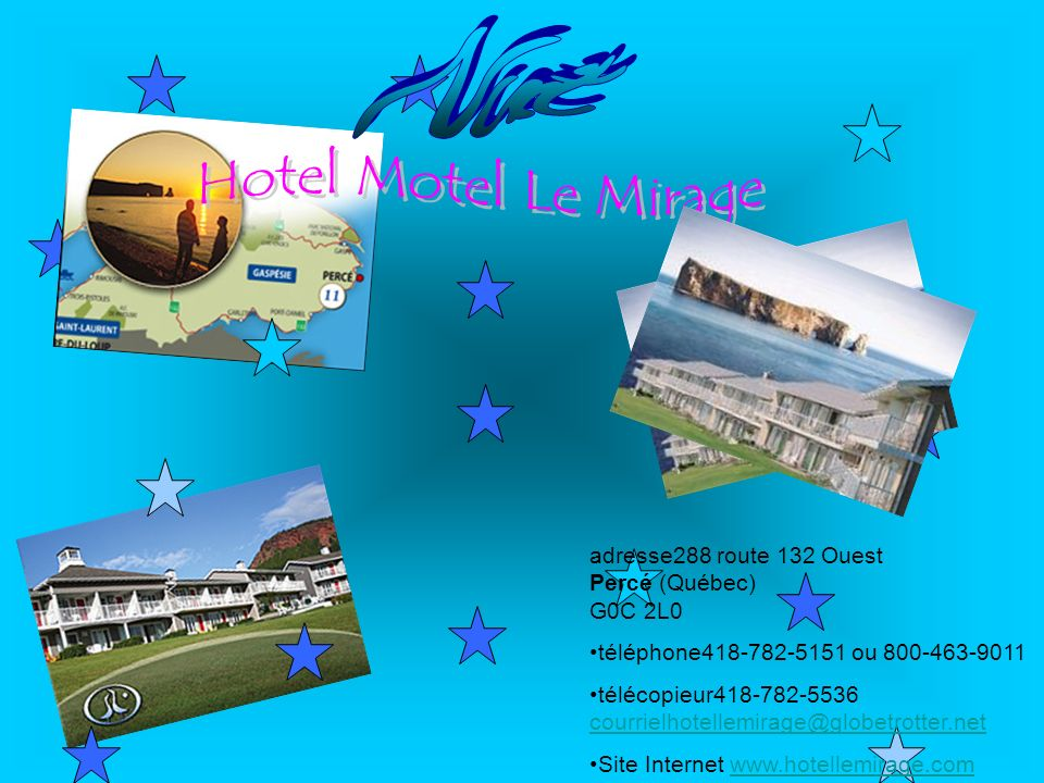 Nuit Hotel Motel Le Mirage