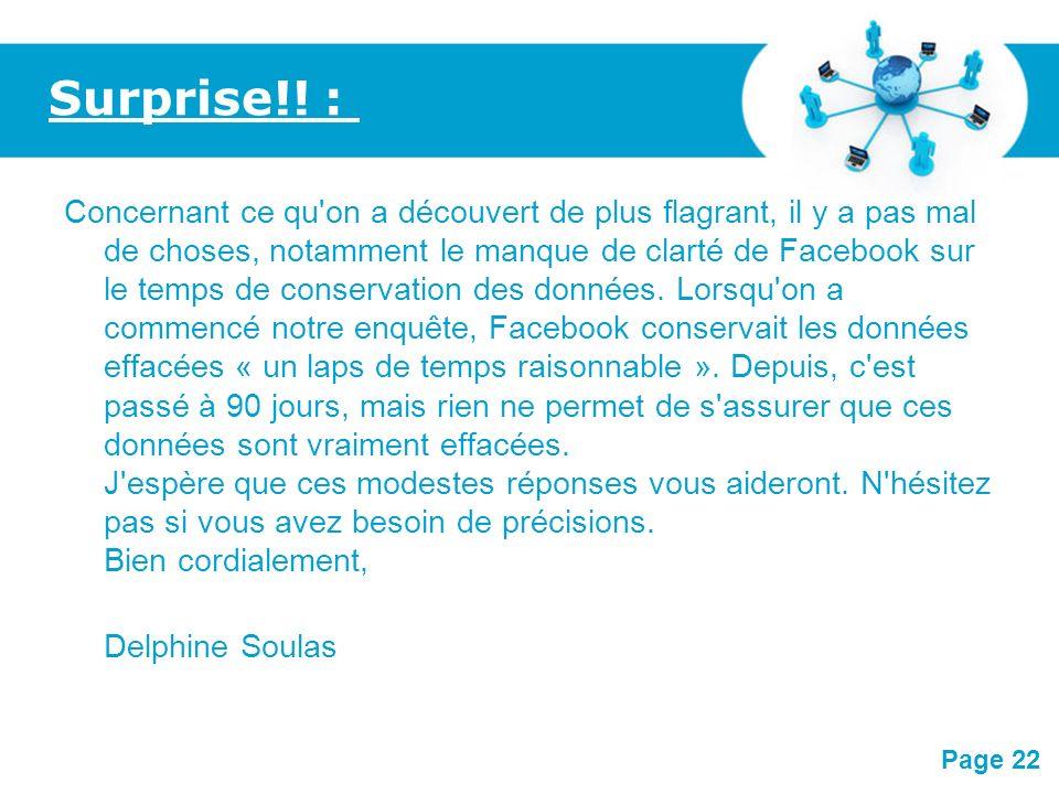 Surprise!! :