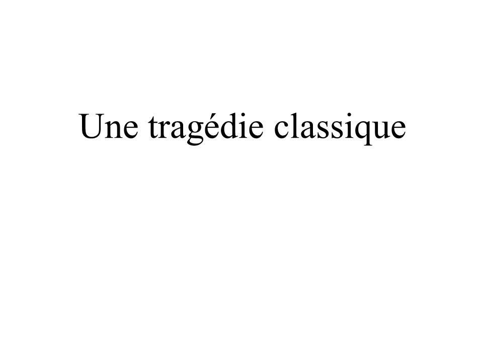 Une tragédie classique