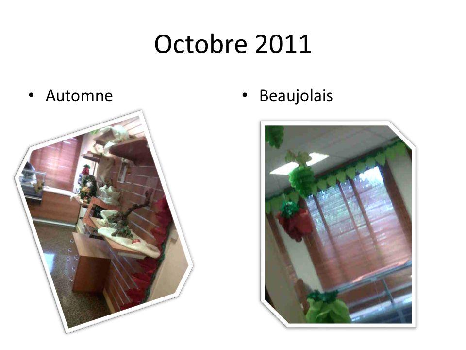 Octobre 2011 Automne Beaujolais